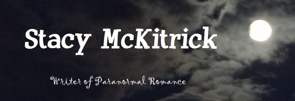 Stacy McKitrick, Writer of Paranormal Romance